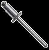 Заклепка сталь сталь 2.4