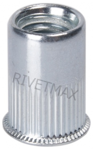 Заклепка гайка с уменьшенным бортом М4 L13,0